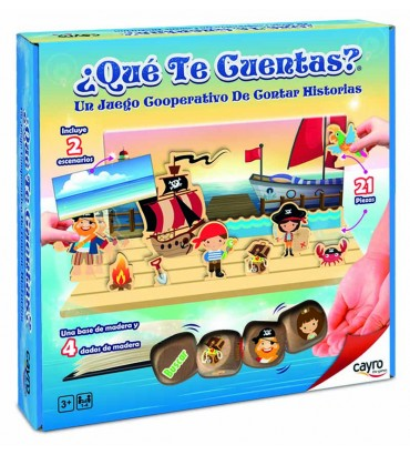 GAME FOR KIDS ¿QUE TE CUENTAS?
