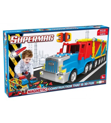 SUPERMAG 3D - CAMION