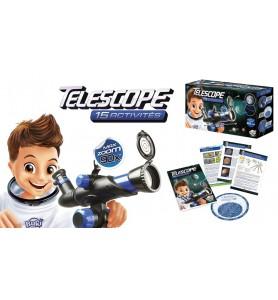 TELESCOPIO 15 ACTIVIDADES
