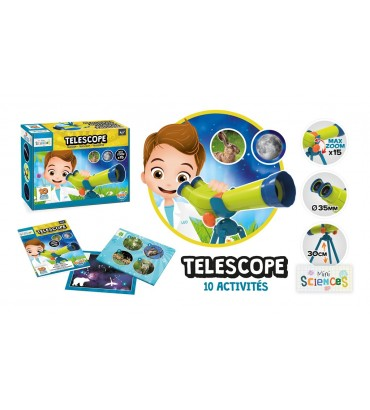 MINI SCIENCES - TELESCOPE