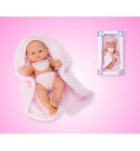 RN New born Baby 28 cm niña...