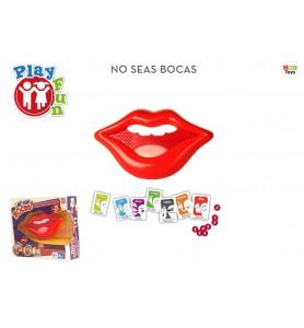 NO SEAS BOCAS!