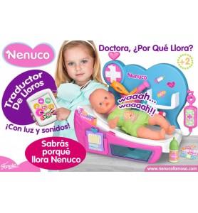 Nenuco Doctora Por Qué Llora