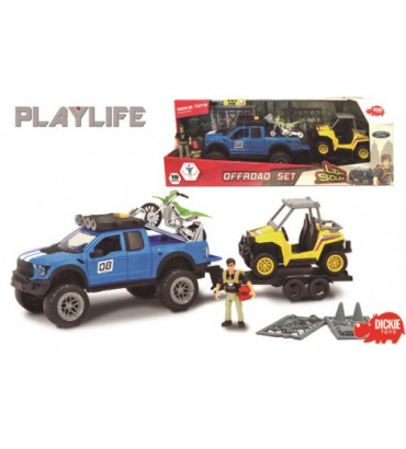 PLAYLIFE-SET TODOTERRENO...