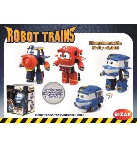 ROBOTRAIN TRANSFORMABLE SDO. 1