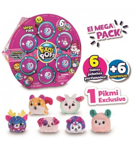 PIKMI POPS #2 - MEGA PACK 6...