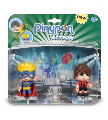 Pinypon Action. Pack 2 Figuras