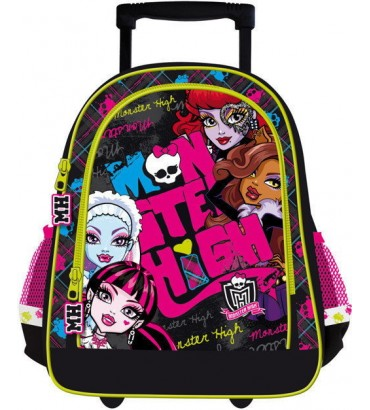 *TROLLEY FACES MONSTER HIGH