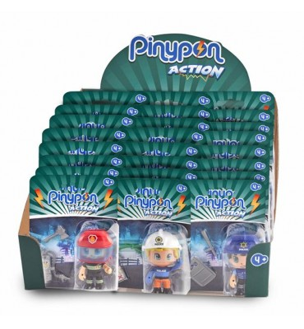 Pinypon Action. Figuras...