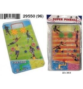 PINBALL 4 SURTIDOS BOLSA...