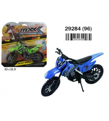 BLISTER MOTOCROSS 3 COLORES...