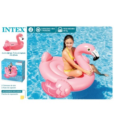 RIDE ON FLAMINGO 142X137X97...