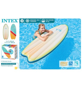TABLA SURFS UP 178X69 CM 2/S