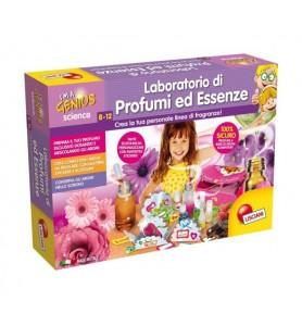LABORATORIO DE PERFUMES Y...