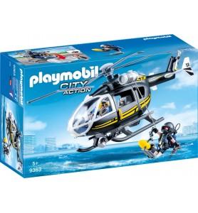Helicóptero de las Fuerzas...