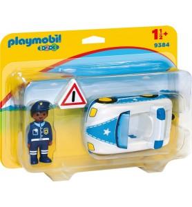 1.2.3 Coche de Policía