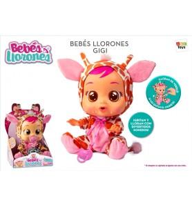 BEBÉS LLORONES 3 - GIGI...