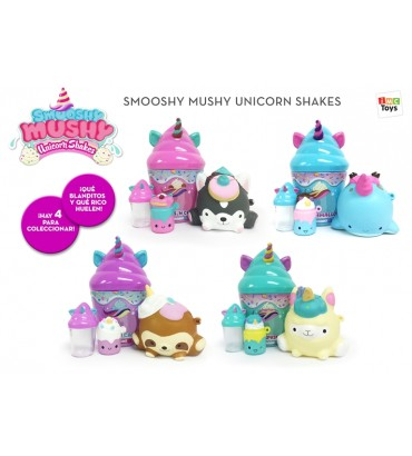 CDU 8 SMOOSHY MUSHY UNICORN...