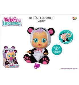 BEBÉS LLORONES 3 - PANDY...