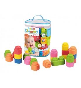 Clemmy Baby Bolsa 24 bloques