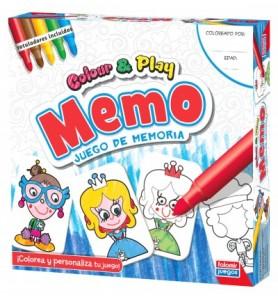 COLOR & PLAY MEMO