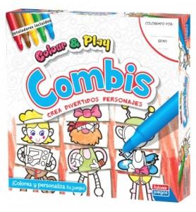 COLOR & PLAY COMBIS