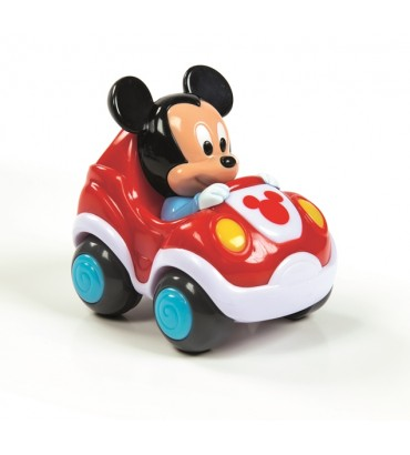 Coche Pull  Back Disney Babies