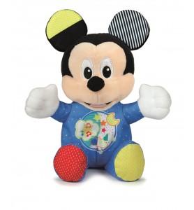 Mickey peluche luces sonidos