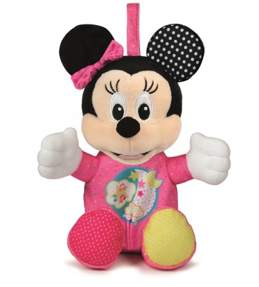 Minnie peluche luces y sonidos