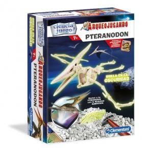 Arqueojugando Pteranodon