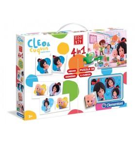 Edukit Cleo & Cuquin