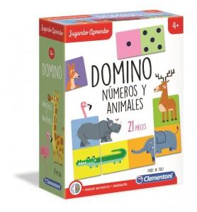 Dominolos animales +4 años