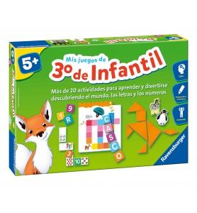 Montessori Mis Juegos de 3°...