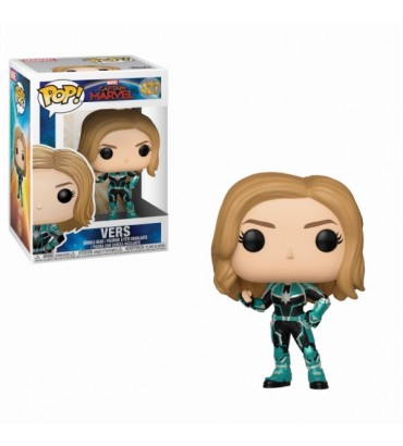 CAPTAIN MARVEL - POP VERS