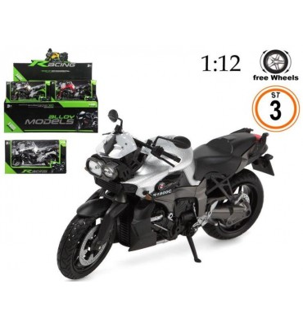 MOTOS 21x12X7.5CM METAL