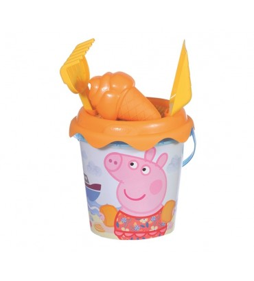 CUBO MM SIN REGADERA PEPPA PIG