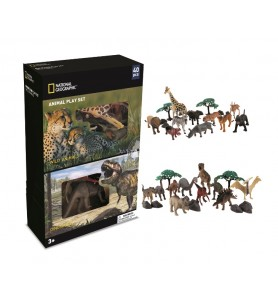 SET 40 PZS ANIMALES...