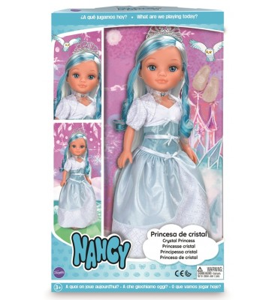 Nancy Princesa de Cristal
