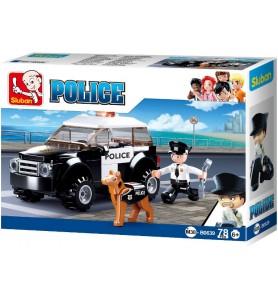 TODOTERRENO POLICIA C/PERRO