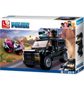 SLUBAN CAMION SWAT POLICIA