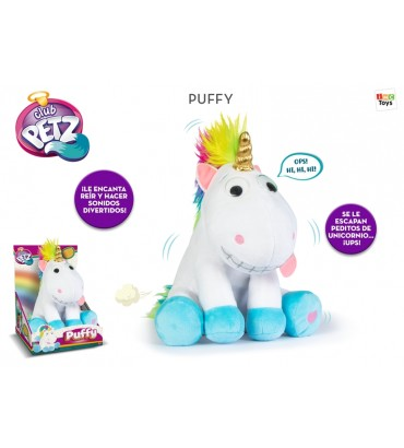PUFFY EL UNICORNIO