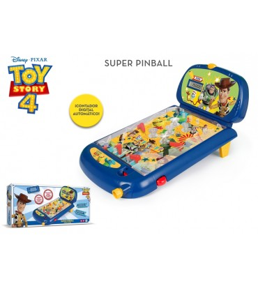 SUPER PINBALL TOY STORY