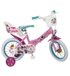 "Bicicleta 14"" Minnie"