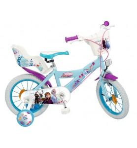 """Bicicleta14"""" Frozen II"""