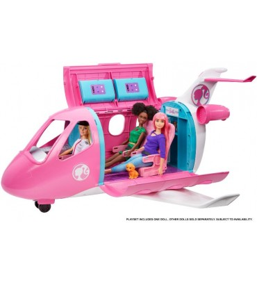 AVION DE BARBIE CON PILOTO