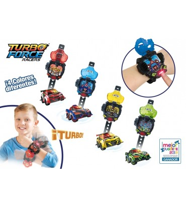 TURBO FORCE RACERS SURTIDOS...