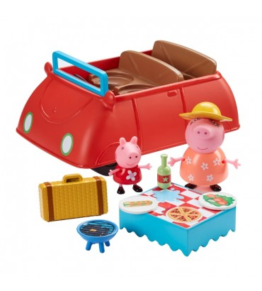 PEPPA PIG COCHE DELUXE