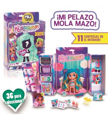 HAIRDORABLES S1 - MUÑECAS...