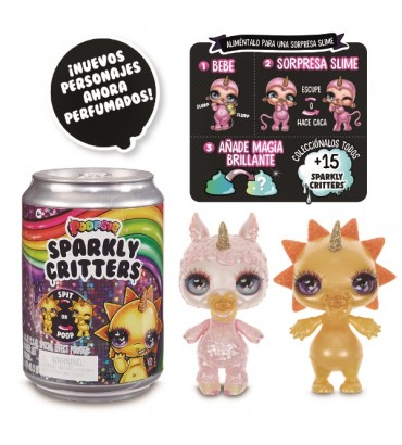 POOPSIE SPARKLY CRITTERS S2...