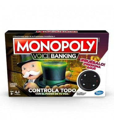 GAM MONOPOLY VOICE BANKING